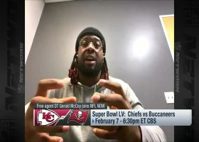 Gerald McCoy previews Super Bowl LV matchup between Chiefs and Bucs