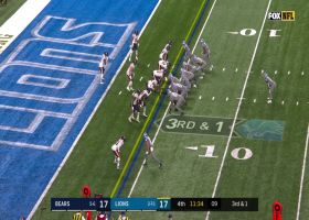 Kyle Fuller makes outstanding TD-saving tackle on third down