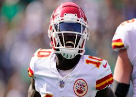 Can't-Miss Play: Tyreek Hill's filthy route turns DB completely around on 44-yard TD grab