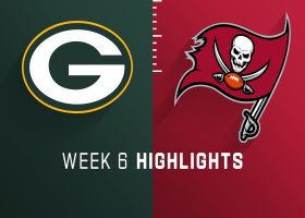 Packers vs. Buccaneers highlights | Week 6