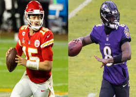 Which division has the best starting QBs? | 'NFL Total Access'