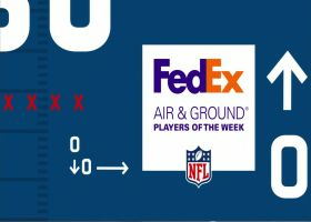 FedEx Air & Ground nominees | Week 7