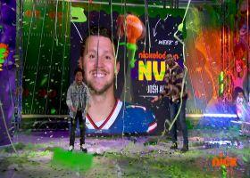 Lincoln Loud announces Josh Allen as MVP of Week 5 | 'NFL Slimetime'