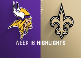 Vikings vs. Saints highlights | Week 16