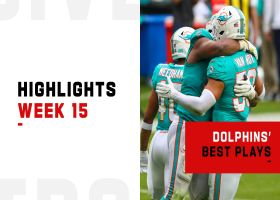Dolphins' best defensive plays from strong win | Week 15