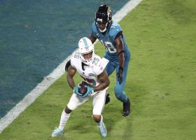 Can't-Miss Play: Xavien Howard goes over Metcalf for diving end-zone INT