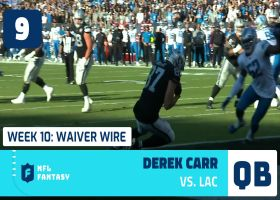 Fantasy Waiver Wire | Week 10
