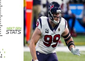 Next Gen Stats: Why J.J. Watt can get his mojo back in Arizona