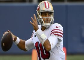 Garafolo: 'I expect' 49ers to have talks about available QBs; Garoppolo still likely to stay