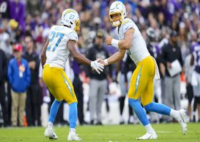 Chargers' top offensive plays at the bye
