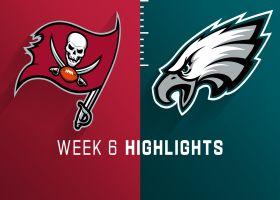 Buccaneers vs. Eagles highlights | Week 6