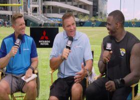 Jacksonville Jaguars defensive tackle Malik Jackson on cornerback Jalen Ramsey: 'We're in awe'