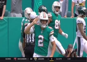 Can't-Miss Play: Fins score on WILD shovel-pass TD from punter to kicker