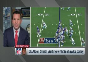Rapoport: Seahawks bringing Aldon Smith in for a free agent visit