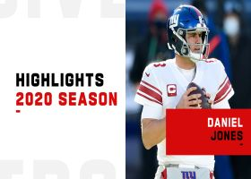 Daniel Jones highlights | 2020 season
