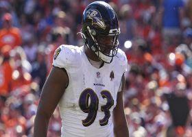 Ravens' pass rush dominated Broncos quarterbacks in Week 4 | Baldy's Breakdowns