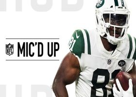 Mic'd Up: New York Jets wide receiver Quincy Enunwa wired up Week 2