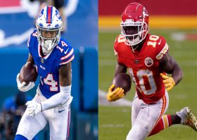 2021 Top 10 fantasy wide receivers
