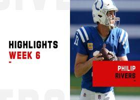 Philip Rivers' most impressive passes vs. the Bengals | Week 6