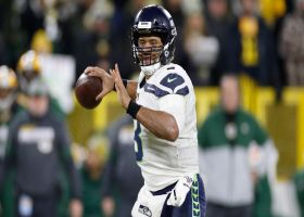 What does Russell Wilson need to do to be mentioned as NFL's best QB?