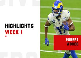 Every catch from Robert Woods vs. Cowboys | Week 1