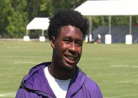 Sammy Watkins shares early impression of Lamar Jackson