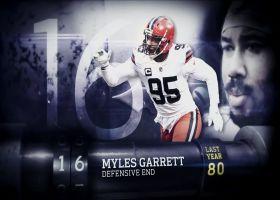 'Top 100 Players of 2021': Myles Garrett | No. 16