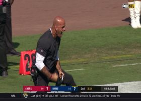 Robert Saleh's best sideline reactions | Week 6