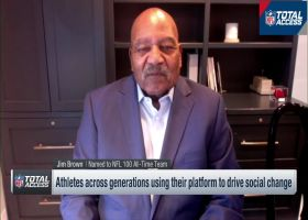 Jim Brown reflects on push for social justice across generations