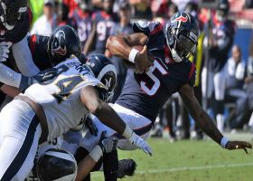 Rams defense swallows Joe Webb on failed two-point conversion