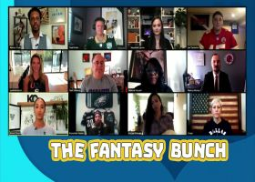 Fantasy Bunch: Fans pose Week 9 questions for Kimmi Chex and Cynthia Frelund