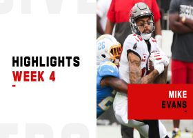 Every Mike Evans catch from 122-yard game | Week 4