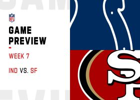 Colts vs. 49ers preview | Week 7