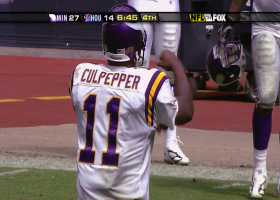 NFL Throwback: Culpepper's dominant performance vs. Texans