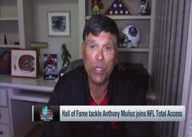 Anthony Muñoz: Why Frank Pollack is a key name to know on Bengals staff
