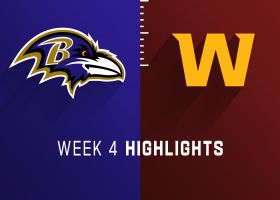 Ravens vs. Washington highlights | Week 4