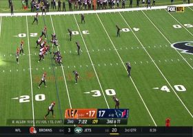 A.J. Green goes up for CLUTCH third-down catch