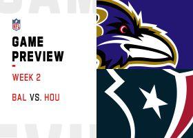 Ravens vs. Texans preview   Week 2