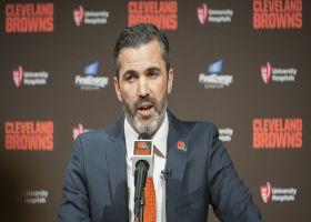 Casserly: Browns offense to be 'run-based' under Stefanski