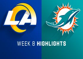 Rams vs. Dolphins highlights | Week 8