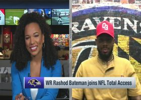 Rashod Bateman reveals the first thing he bought with rookie contract