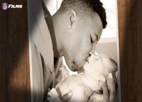 NFL at Home: Saquon Barkley recounts his draft-day dream come true