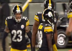 Steelers sniff out Washington's tricky call for big fourth-down TFL