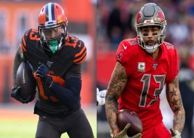 Bucky Brooks' Top 5 'starting fives' in the NFL