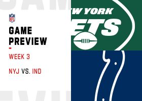 Jets vs. Colts preview | Week 3