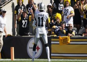 Can't-Miss Play: Derek Carr cooks up 61-YARD TD launch to Henry Ruggs III