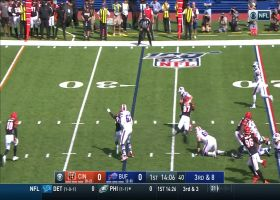 Geno Atkins ends Bills first drive with sack