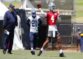 Slater shares takeaways from Day 1 of Cowboys training camp