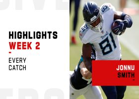 Every catch from Jonnu Smith's 2-TD game | Week 2