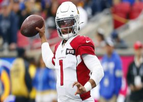 Trotter explains why he's buying the hype for Cardinals' offense